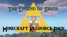 The Legend of Zelda | for 1.16.3 | FEATURES OPTIFINE SUPPORT Minecraft Texture Pack