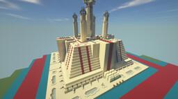 The Jedi Temple [Star Wars] Minecraft Map & Project
