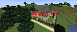 Little House with giant Underworld and many Redstone techniques *Updated 06.08.2020-09:00* Minecraft Map & Project