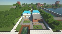 Kanto [Pokemon] Full Map! Minecraft Map & Project