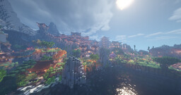 [1.17.1] The Golden Reach Minecraft Map & Project