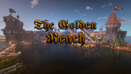 [1.16.1] The Golden Reach V1 Minecraft Map & Project