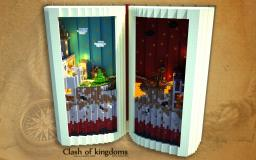 Clash of Kingdoms! (PVP/survival map 2+ players) Minecraft Map & Project