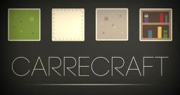 CarreCraft 1.6 RESOURCE PACK Minecraft
