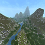 Epic Nordic Terraforming Minecraft Map & Project