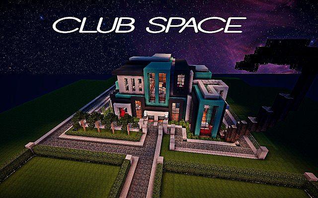 Minecraft How To Build A Nightclub