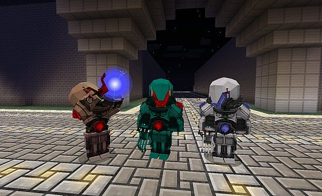 minecraft power suits mod