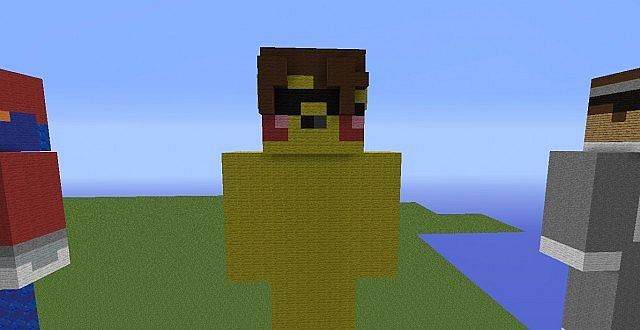 SkyDoesMinecraft Pikac...