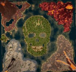 Adventure map Grimlock hollow 1.6 & 1.5.2 [no mods needed] Minecraft Map & Project