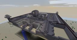 New Folsom Prison Minecraft Project