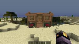 Witches Mansion Minecraft Map & Project