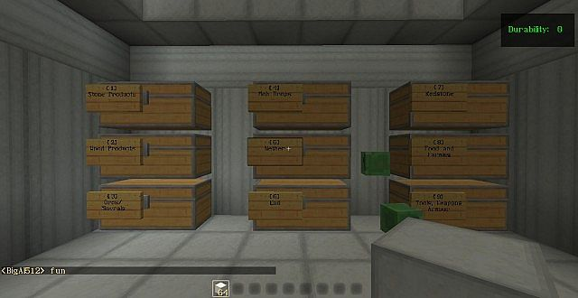 Organizing Your Chests Minecraft Blog