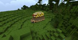 Hotdog Stand Minecraft Map & Project
