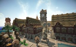 Morkheim - A medieval fantasy port Minecraft Map & Project