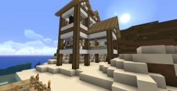 Great Starter House! (With Seed) Minecraft Map & Project