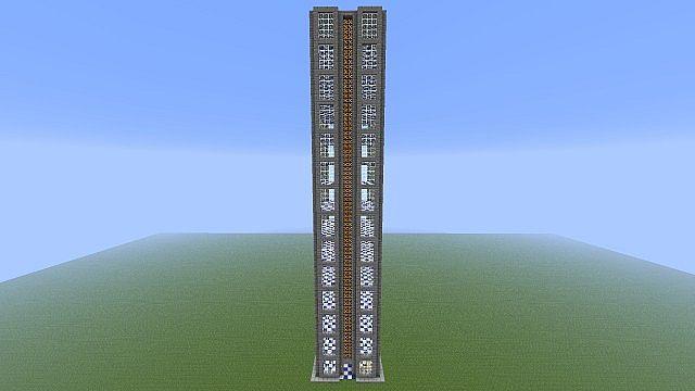 Koksu Building Skyscraper Minecraft Project