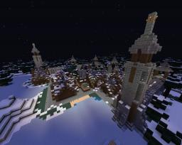 Torin - Nordic Settlement Minecraft Map & Project