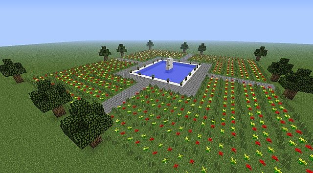 Minecraft Zen Garden planet minecraft server spawn -garden of zen (for contest