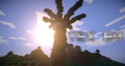 TEX 64 UPDATED GUI & WOLF GLITCH! Minecraft Texture Pack