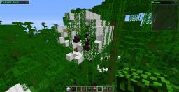 Crashed plane into the jungle Minecraft Map & Project