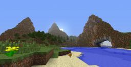 Sous La Mer - The Sunken Island Minecraft Map & Project