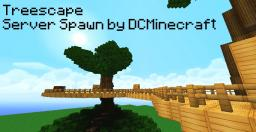 Treescape: Server Spawn by DCMIinecraft Minecraft Map & Project