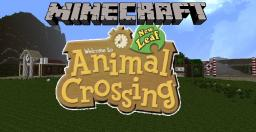 Animal Crossing: New Leaf Minecraft Map & Project