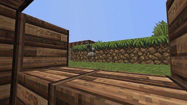 Underground Hidden Mansion Minecraft Project