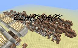 Blackjack Card Game Minecraft