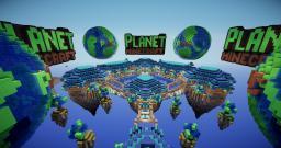 PlanetMinecraftSpawn (SkySpawn, with new vanilla world) Minecraft Project
