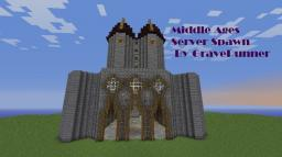 Middle Aged Server Spawn Minecraft Map & Project