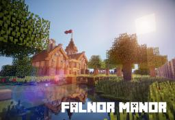 Falnor Manor Minecraft Map & Project