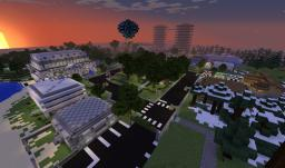 Town Of Kellton Minecraft Map & Project
