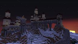 Experimental castle Minecraft Map & Project