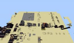 My experimental red stone world Minecraft Map & Project