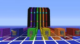 Redstone Winner System for Implementation Minecraft Map & Project