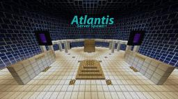 Underwater Atlantis Server Spawn (New tool room added!) Minecraft Project