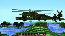 S-70a-9 Blackhawk Minecraft Map & Project