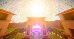 Spawn of mcdynamine.tk Minecraft Map & Project