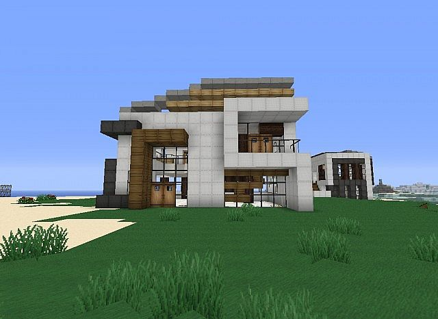 Modern house building made easy minecraft blog for Home building blog