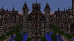 The Cathedral of the Crimson Order Minecraft