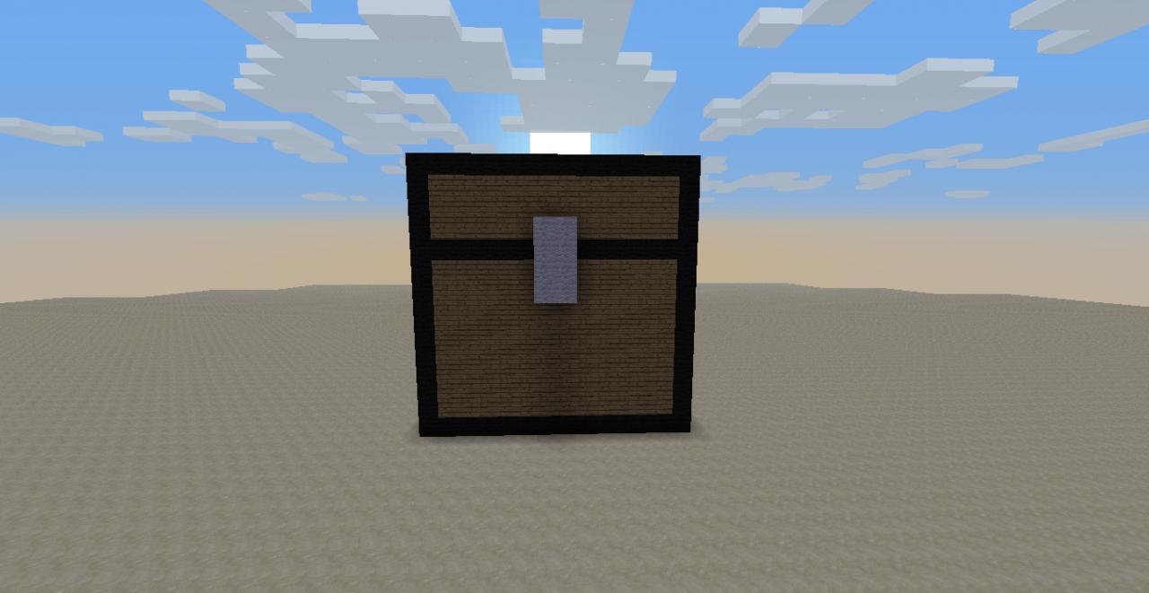 Mega blocks chest Minecraft Project