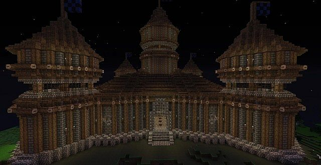 Medieval Castle/jail Minecraft