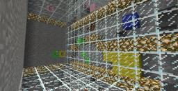 2 in 2D (CO-OP puzzle map)(Update) Minecraft Map & Project