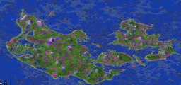 Survival map: Denmark 1.0 +download link Minecraft Map & Project