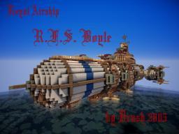 Royal Airship R.F.S. Boyle Minecraft