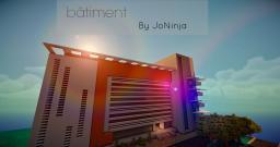 Bâtiment | ArchitectCraft | JoNinja + Sabre Minecraft