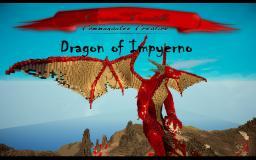 [Cinematic Dragon of Impyerno Minecraft Map & Project