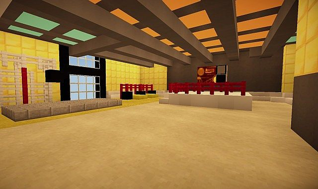 Minecraft teen titans tower rooms pictures to pin on