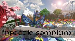 Infectio Somnium - Contagious Dream (24TH PLACE IN THE PMC Server Spawn Contest) Minecraft Map & Project